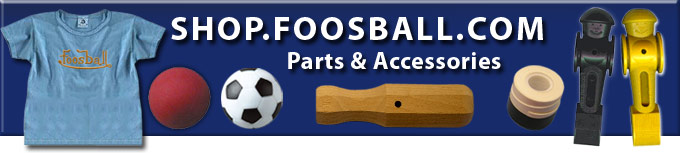 Shop for Foosball Parts